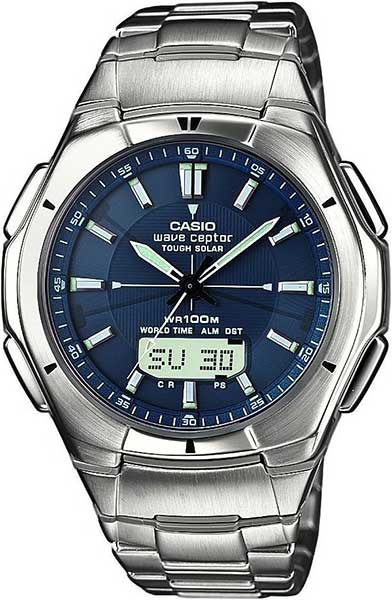 3150f299276 Casio WVA 620DE-2A Blue