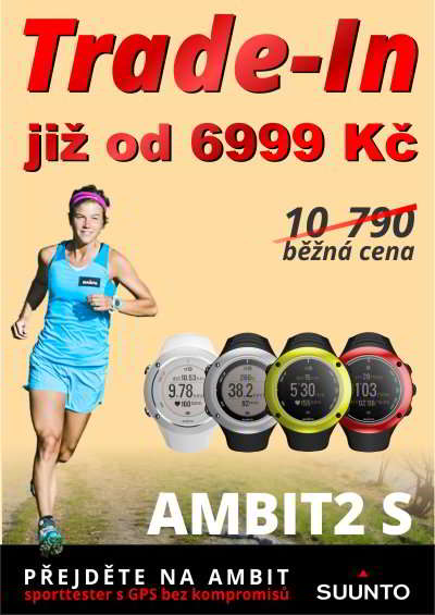 Nabídka Trade in - Ambit 2S